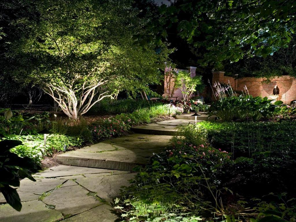 Garden Lights: How To Design A Garden Lighting Scheme Pt.II