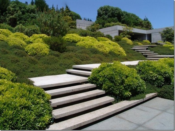 Outdoor Steps: How to design a flight of outdoor steps ...