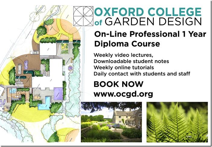Become a professional garden designer
