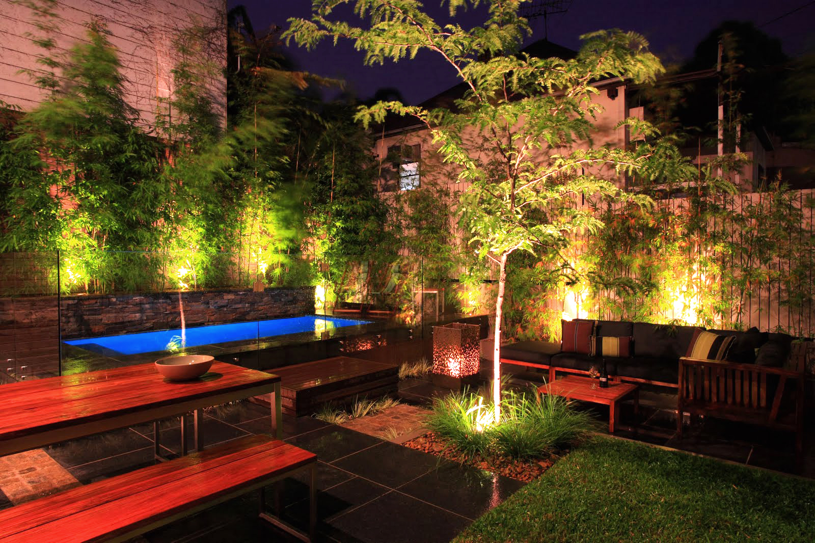 Outside Lights How To Design Your Garden Lighting
