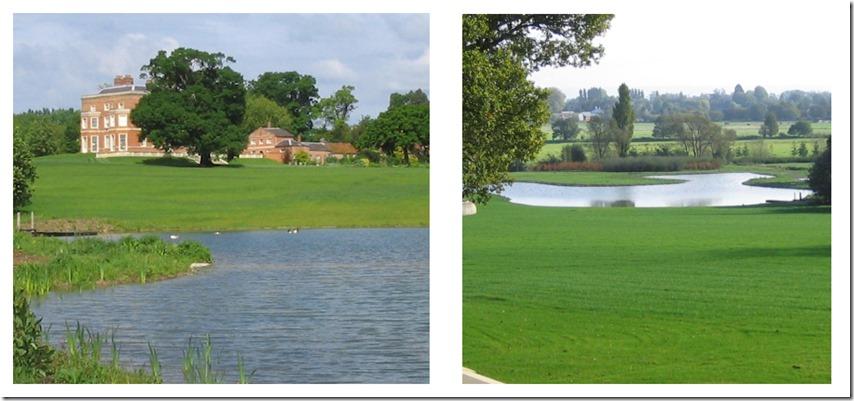 John Brookes Landscape Design Chiselhampton 2004