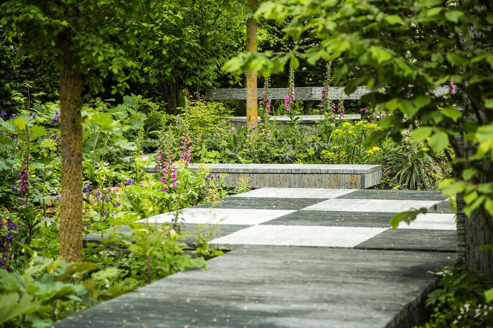 Garden design courses from the Oxford College of Garden Design
