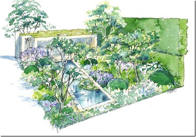 23 fine garden design courses oxford for Garden design courses