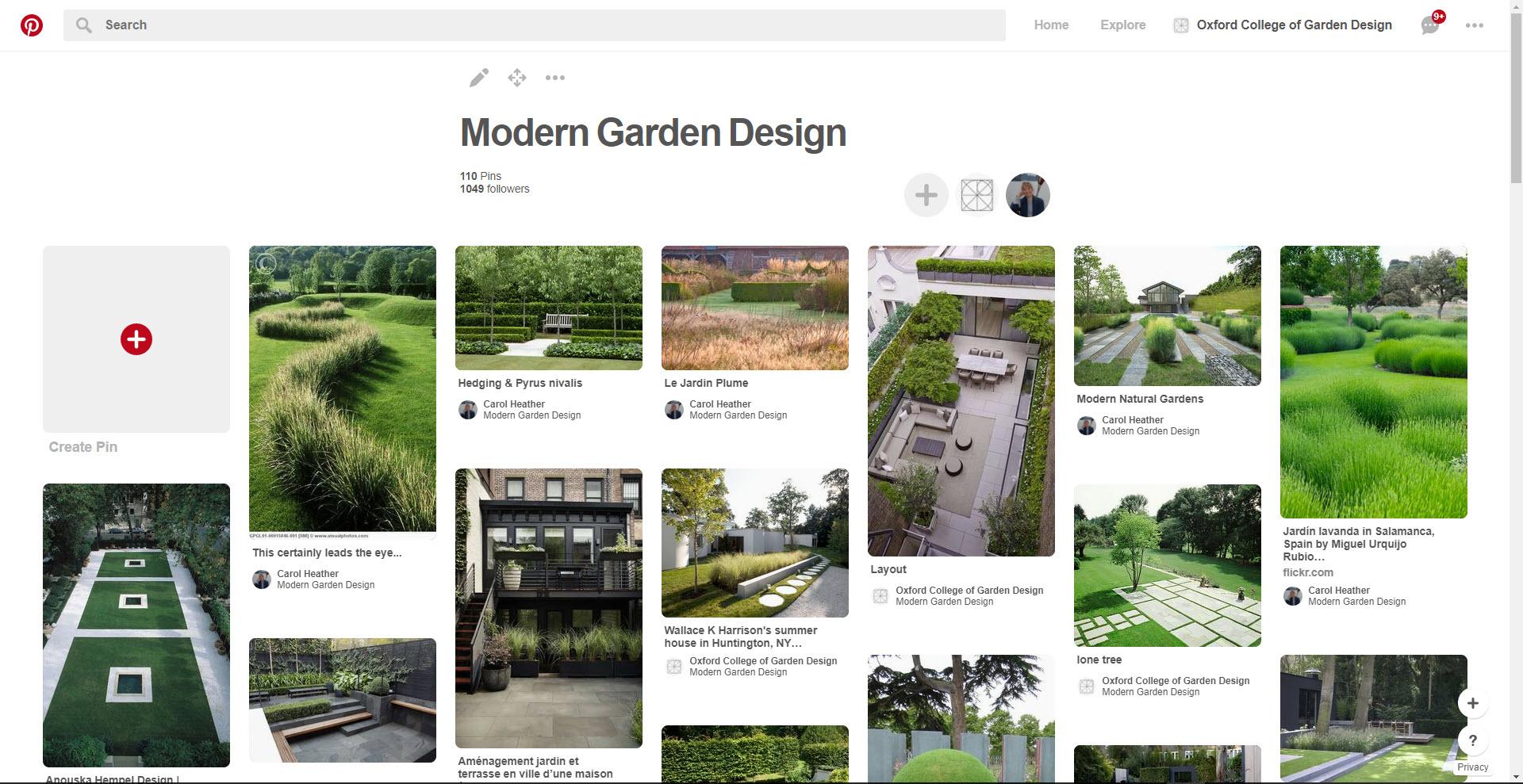 Pinterest Ideas for Garden Design