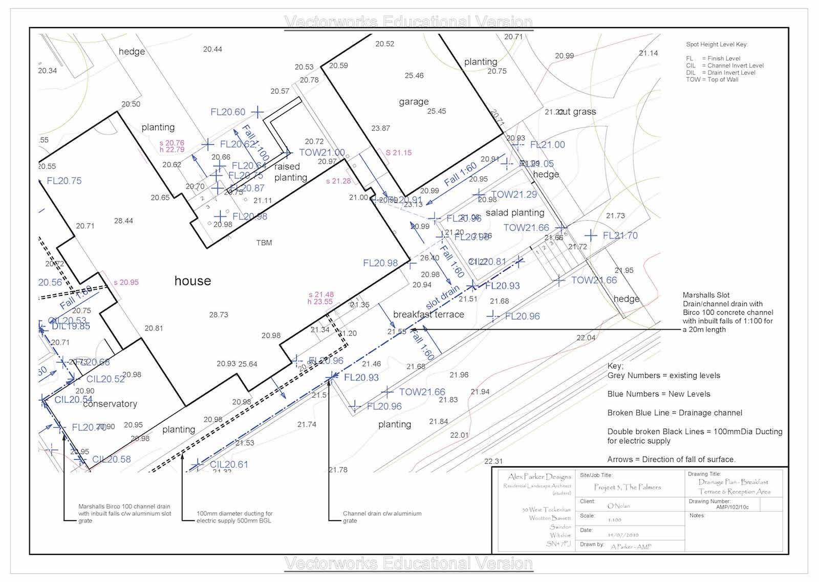 Vectorworks Tutorials Demystifying CAD for landscape ...