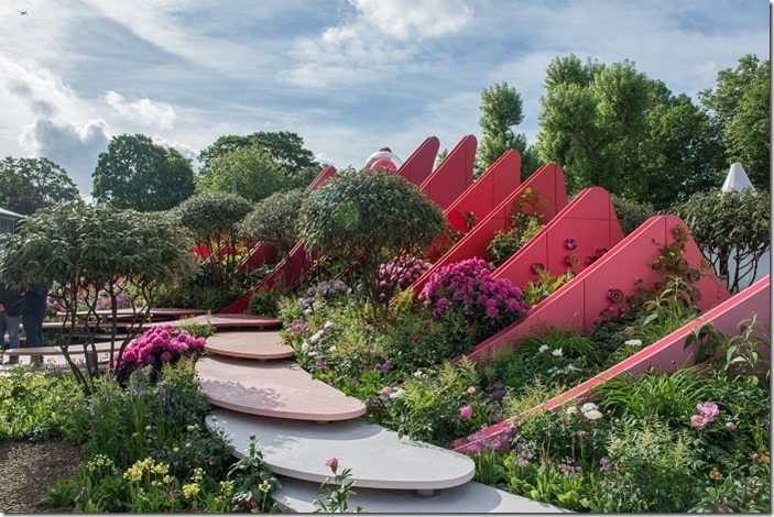 Inspiration Overload Oxford College of Garden Design
