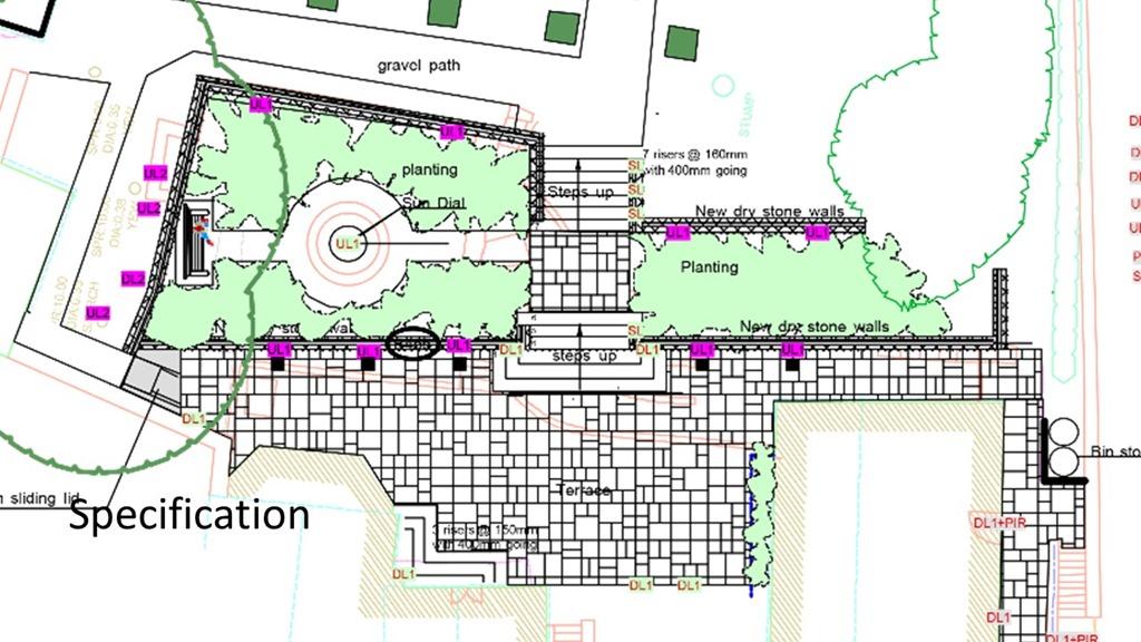 Outdoor Lighting How To Design A Garden Lighting Scheme