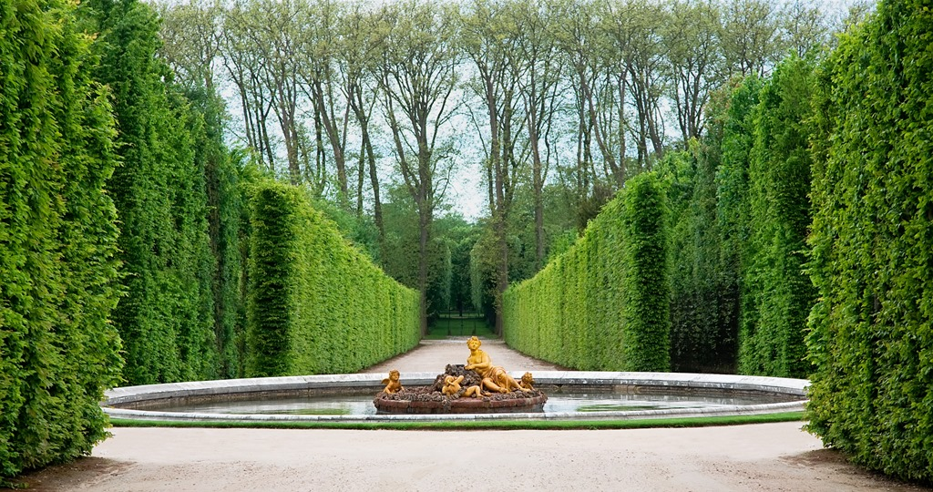 French Garden Design karinnelegaultcom