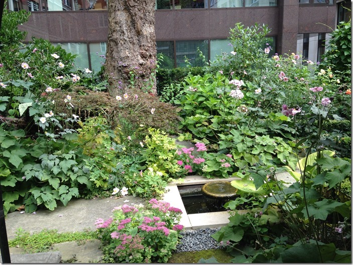 Open garden squares weekend london saturday 17 and sunday for Garden design corsi