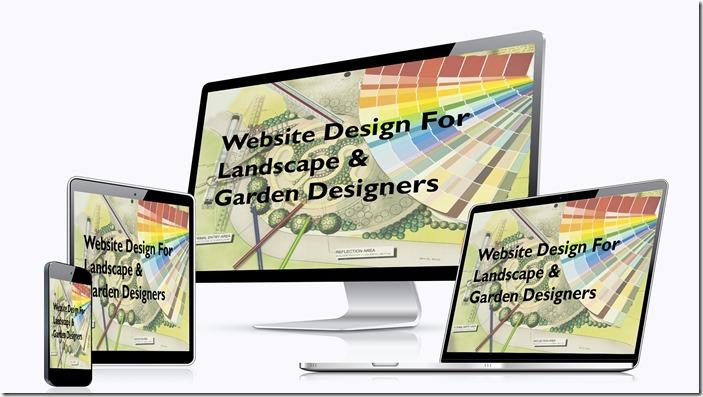 Website Design for Landscape & Garden Designers